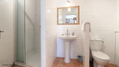 Domaine du Val Ory_Chambre Safran Salle de bain