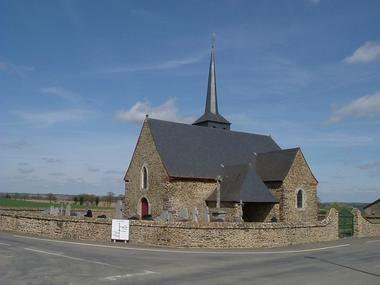 Eglise-Bleruais