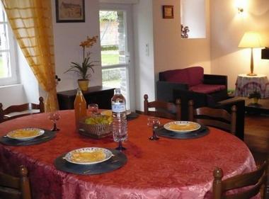 Gîte Danion séjour - St Nicolas du Tertre - Morbihan - Bretagne
