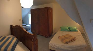 Gîte Lancelot_Paimpont_chambre2