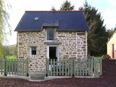 Gîte Riochon_Paimpont_façade