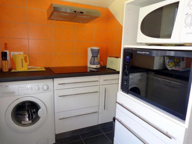 Gîte Triballier cuisine - Sérent - Morbihan - Bretagne