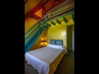 Gîte du Clyo, chambre colorée - Caro - Morbihan - Bretagne