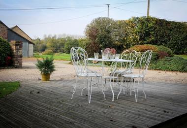Gîte du Petit Peuple_Paimpont_terrasse_4