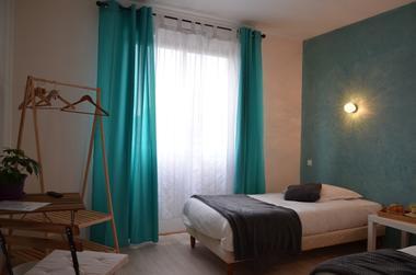Hôtel des Bruyères_Plélan le Grand_chambre2