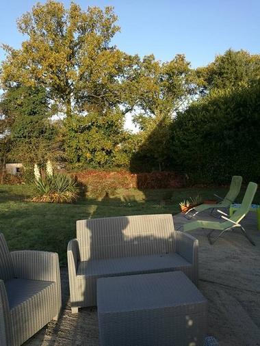 La bonne table de Laurence_Plélan le Grand_terrasse