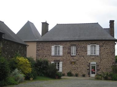 La maison notable du Vilou à Saint Gonlay