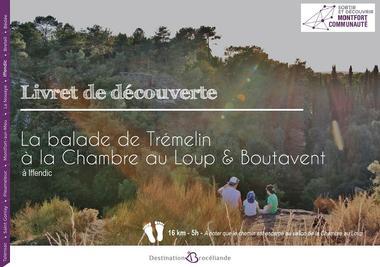 Livret de découverte - La balade de Trémelin à la Chambre au Loup & Boutavent