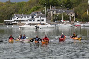 Malestroit kayak 2