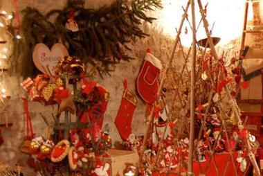 Marché-Noël-Campénéac-Ploërmel-Morbihan-Bretagne-Sud