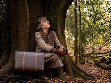 Marie Tanneux - conteuse - Brocéliande