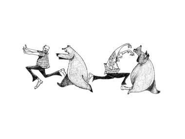 Matao et l'ours