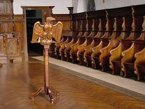Monastère des Augustines chapelle 1