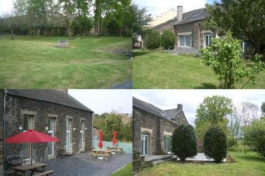 Popotte et polochon, Saint-Martin-sur-Oust, Destination Broéliande, Bretagne