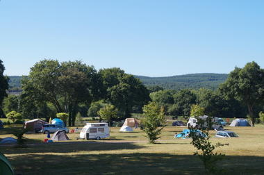 Camping Le Val aux Fées