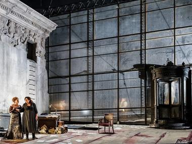 Royal Opera House - Elektra - retransmission cinéma - Ploërmel