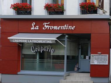 La Fromentine - façade - crêperie - Ploërmel - Morbihan