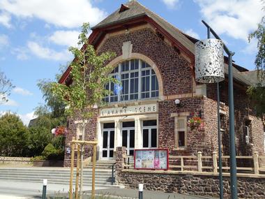 Centre culturel de Montfort-sur-meu
