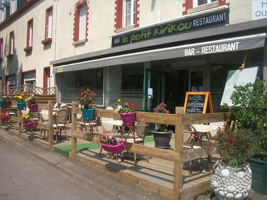 Restaurant extérieur - le petit Kirikou - Ploërmel - Brocéliande