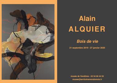 """Exposition """"Bois de Vie"""" d'Alain ALQUIER"""