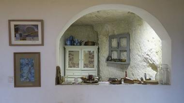 Cave de l'Eperon (troglo) à Trôo
