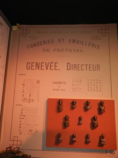 Musée de la Fonderie / Fréteval