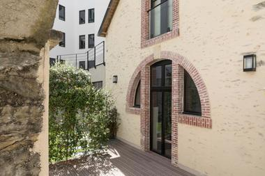 Appart Hôtel - Appartement chez Béatrice - Extérieur