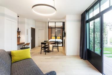 Appart Hôtel - Appartement chez Béatrice