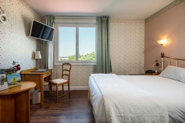 l'ermitage hotel & restaurant, hotel laval, restaurant laval, séminaire laval, hotel sable-sur-sarthe (35)