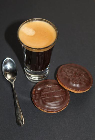 Biscuit granola