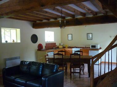 Gîte au Château de Mirvault 5 pers.