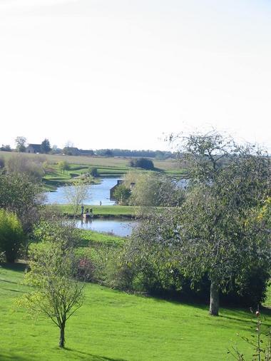 Village vacances et pêche