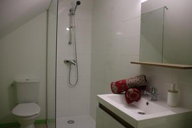 Les Loges du Bas salle de bain