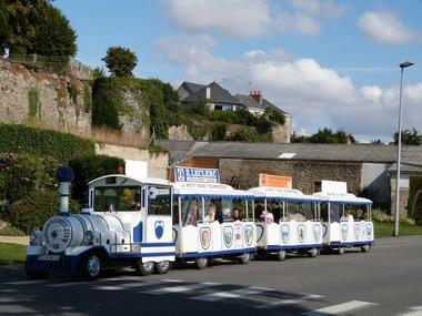Train touristique le catrogonterrien