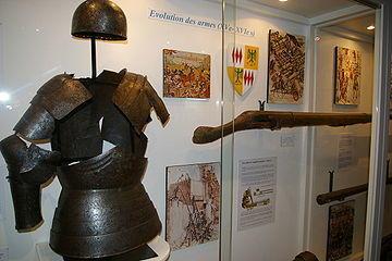 PCU53-Musée de l'Auditoire - armure