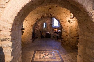 Eglise Saint Pierre de Saulges