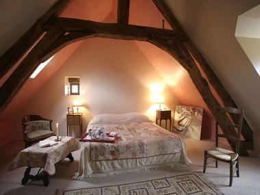 Chambres d'hôtes -Lauseraie-Bellou-Le-Trichard