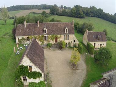 Hameau de la Lauseraie-Bellou-Le-Trichard