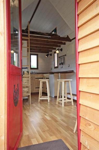 Tiny House - La Renardière