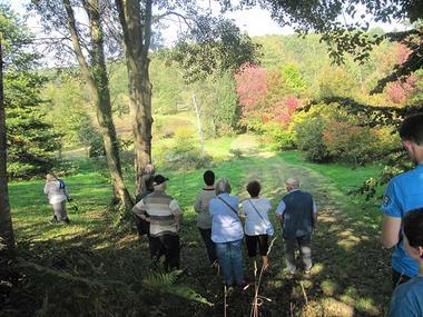 Arboretum de Boiscorde à Rémalard