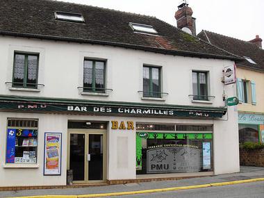 Café de Pays le Bar des Charmilles