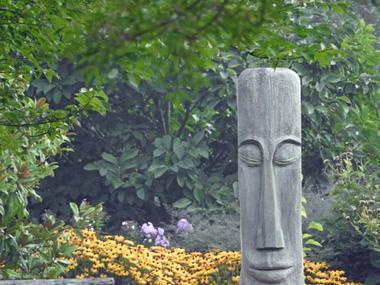 Jardin du Bois du Puits - Serigny