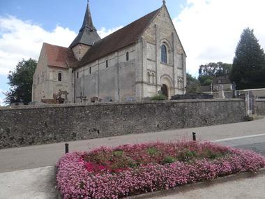 Eglise d'Autheuil