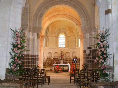 Eglise Notre Dame - Autheuil