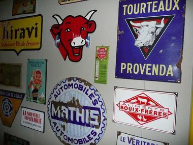 Musée des Commerces et des Marques - Tourouvre