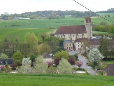 Eglise de Ste Céronne les Mortagne