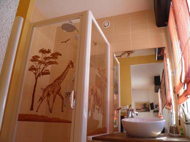 6.salle de douche voyageur
