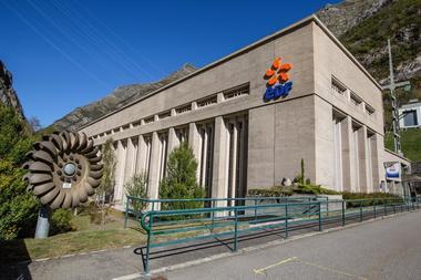 00000 Centrale hydroélectrique de Pragnères