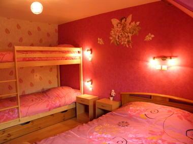 LE CAMPBIEILH -Chambres à louer -Chambre 2
