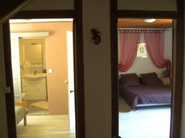 SANYOU-Chambres d'Hôtes -Chambre 2